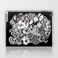Midnight Mushrooms Laptop & iPad Skin