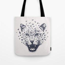 Nature´s Roar Tote Bag