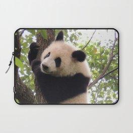 Chongqing Baby Giant Panda | Bébé Panda géant Laptop Sleeve