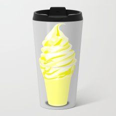 Pineapple Whip Metal Travel Mug