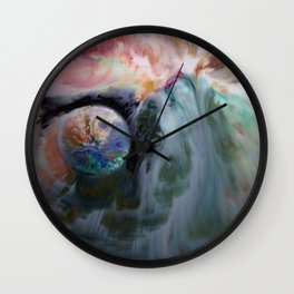 Galaxy10 Wall Clock