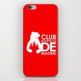 Slogan Atletico Madrid iPhone Skin