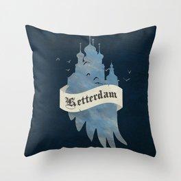Ketterdam Throw Pillow