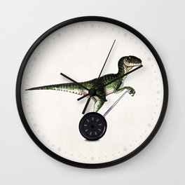 Eureka! Wall Clock