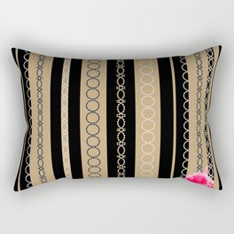 STRIPEY Rectangular Pillow