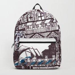 City cafe Backpack