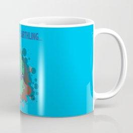 The Finger Alien #11 Coffee Mug