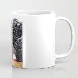 Blueberry Torte Coffee Mug