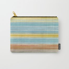 Colorbands Yellowstone Yellow Carry-All Pouch