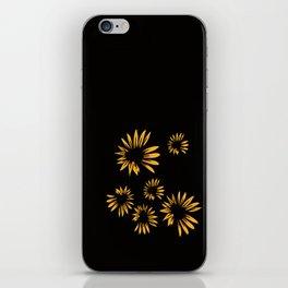sunflowers iPhone Skin