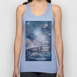 Mystery and Magic Unisex Tank Top