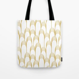 Prelude in Gold Tote Bag
