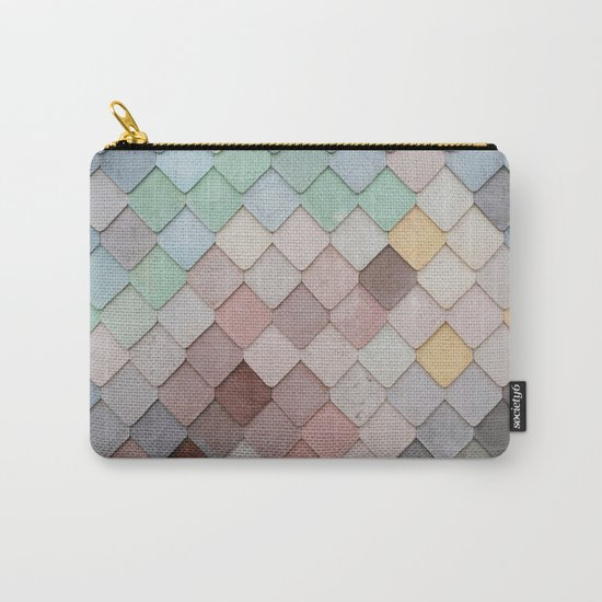Urban Mosaic Carry-All Pouch