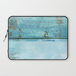 Beach Moonrise Laptop Sleeve