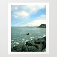 Bay Breeze Art Print