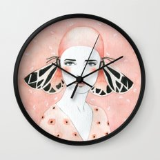 Julie Wall Clock