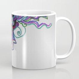 Jellyfish-bright idea Coffee Mug