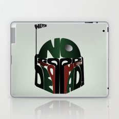 He's No Good To Me Dead! Laptop & iPad Skin