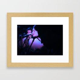 AMBIENT VIBRATIONS #2 Framed Art Print