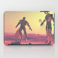 giants iPad Cases featuring Giants  by @slimesunday