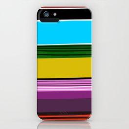 Serape 2 iPhone Case