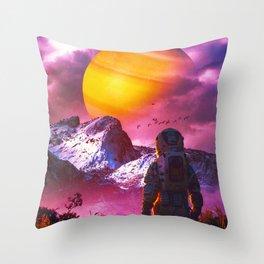 Pathfinder Throw Pillow
