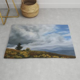 The Coming Storm Rug