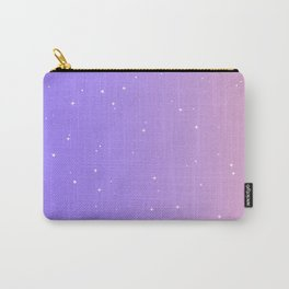 Keep On Shining - Lavender Sunrise Carry-All Pouch