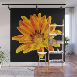 Floral Beauty in Close Up Wall Mural