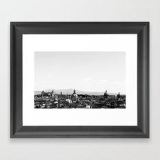 PFR #0210 Framed Art Print