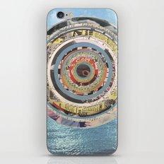 Round Sea iPhone & iPod Skin