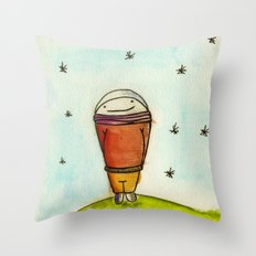 Chocho Throw Pillow