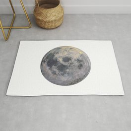 Golden Moon Rug
