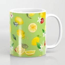 Lemon & Strawberry 3 Coffee Mug