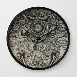Close up Design Work Wall Clock