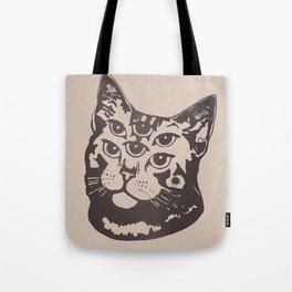 DHARMA FOR SIX Tote Bag