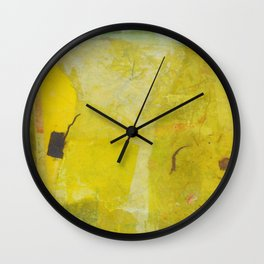Two Gardens (2 of 2) Wall Clock