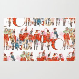 Marching Band Rug