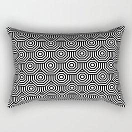 Op Art 153 Rectangular Pillow
