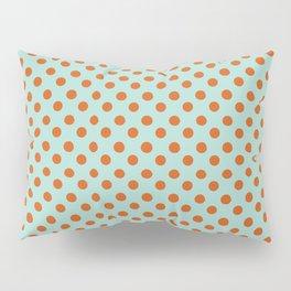 Polka Dot Frenzy Pillow Sham