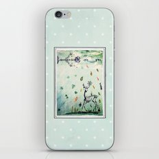 rain, rain come again iPhone & iPod Skin