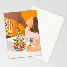 Sweetie pops Stationery Cards