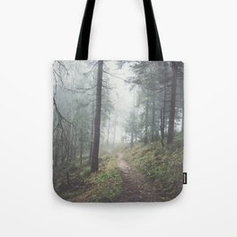 Into the unknown - Landscape and Nature Photography Tote Bag