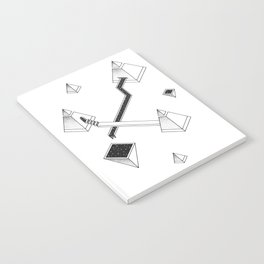 Space Pyramids Notebook