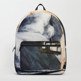 Louis Icart - Hunting - Attic - Digital Remastered Edition Backpack