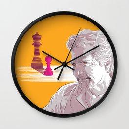 LUNGIMIRANZA Wall Clock