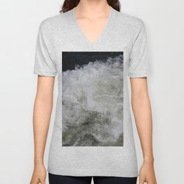 Rushing Water Unisex V-Neck