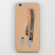X-34 Landspeeder iPhone & iPod Skin