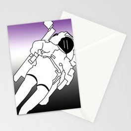 Ace Space Explorer Stationery Cards