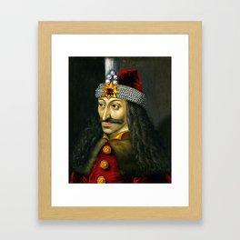 Vlad the Impaler Framed Art Print